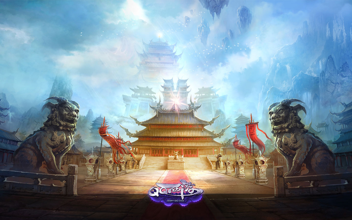 QQ Journey Official Wallpaper 30157