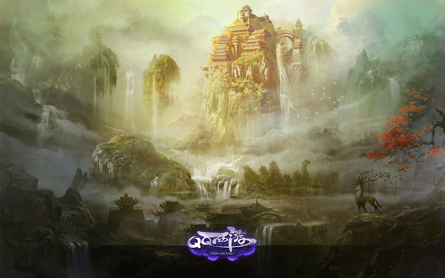 QQ Journey Official Wallpaper 30158