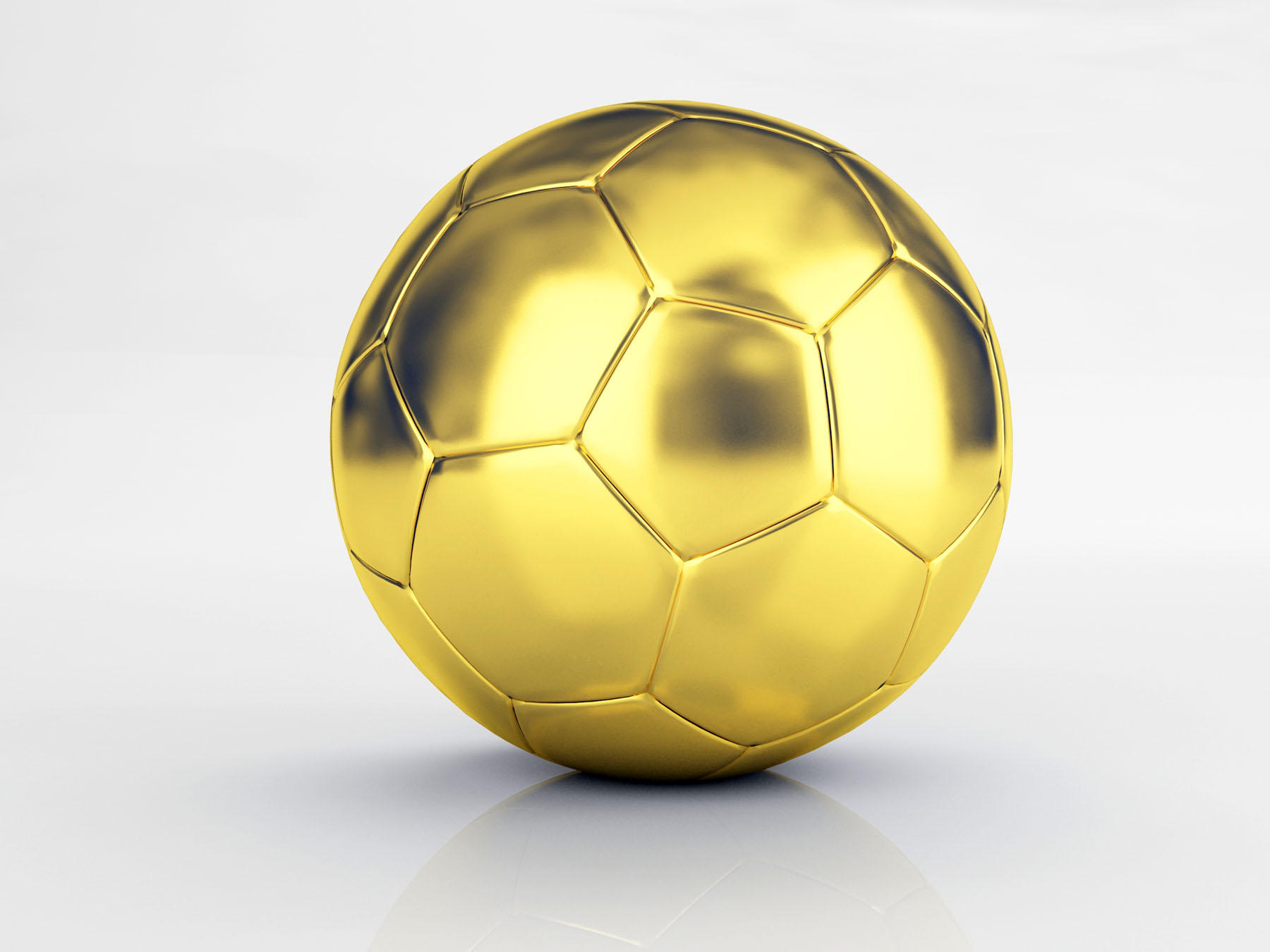 High definition soccer gold 13961