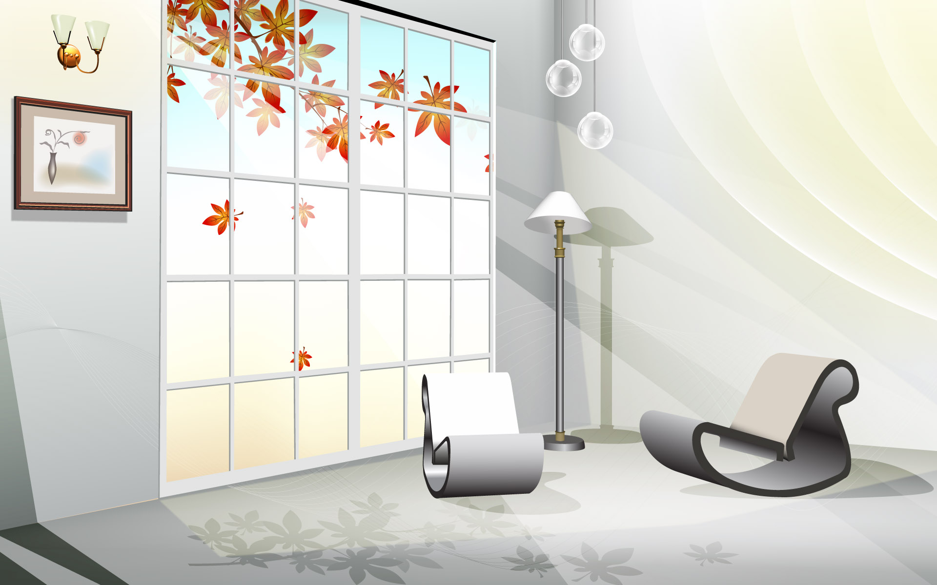Vector Fashion home 4289