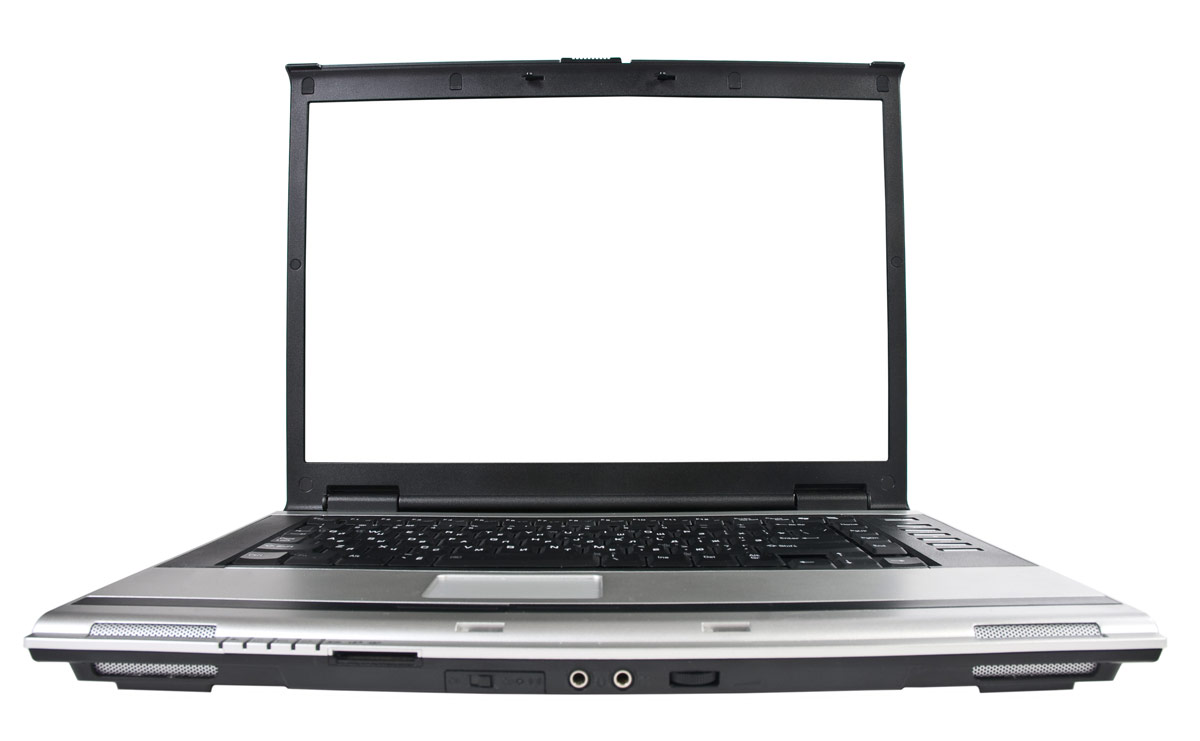Blank screen laptop 22335