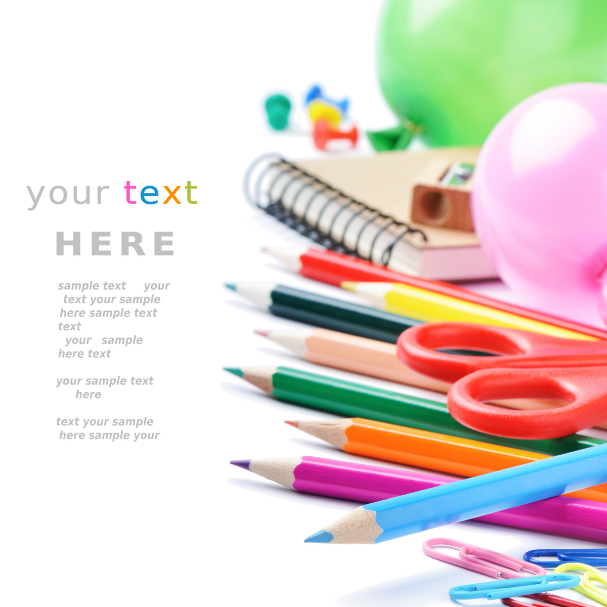 Color Stationery 30441