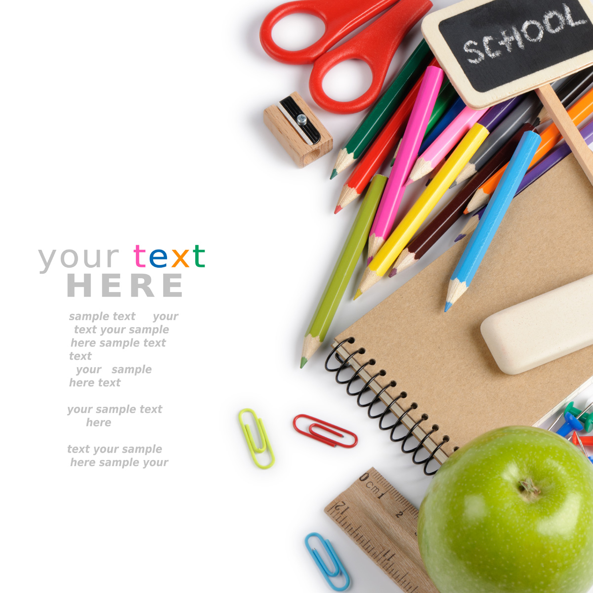 Color Stationery 30554 - Office stationery - Others