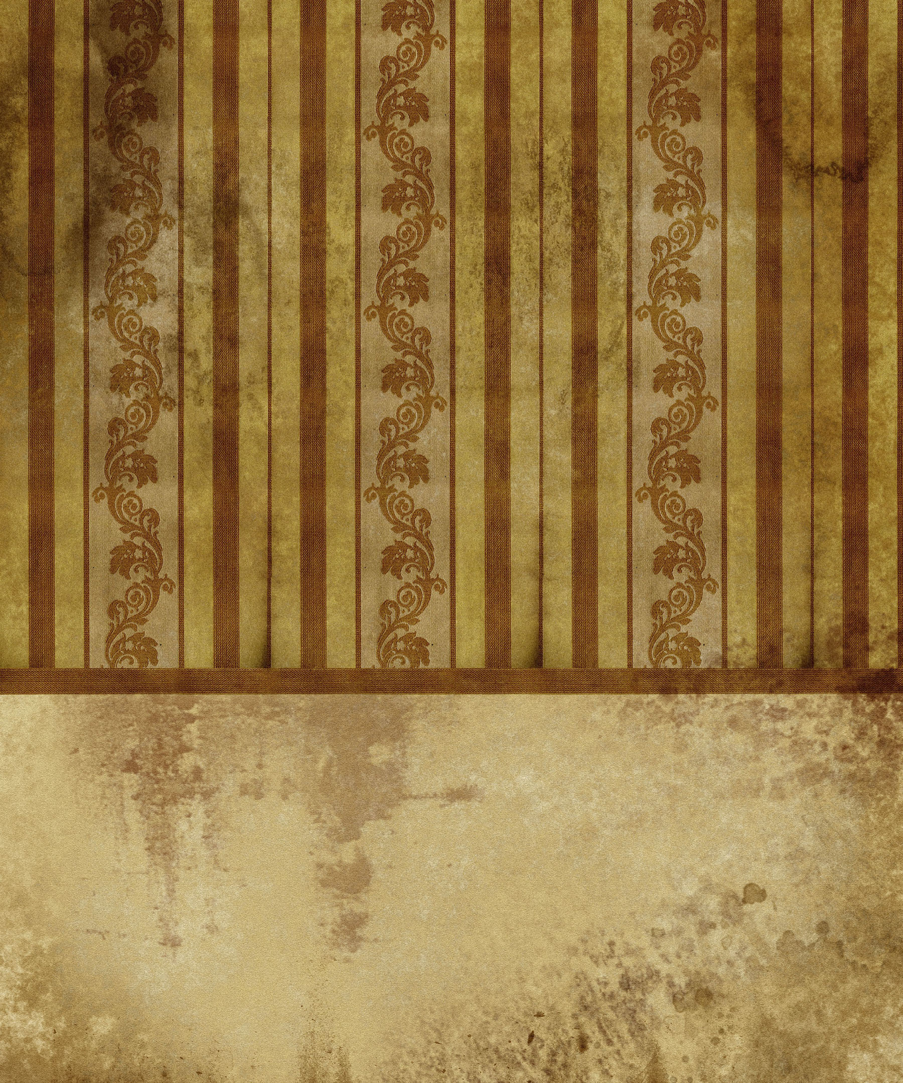 Old European-style wall wallpaper 11763