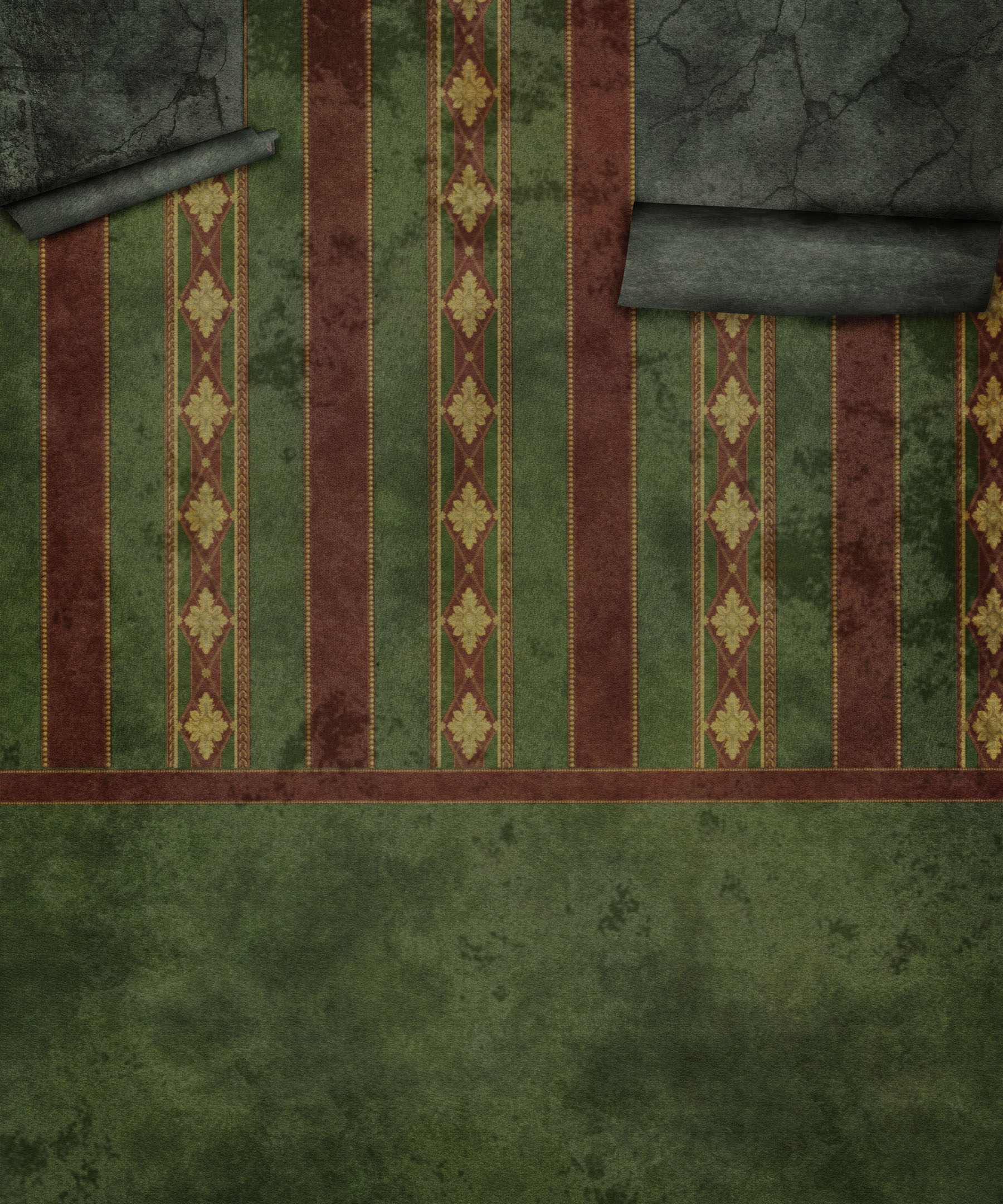 Old European-style wall wallpaper 12193