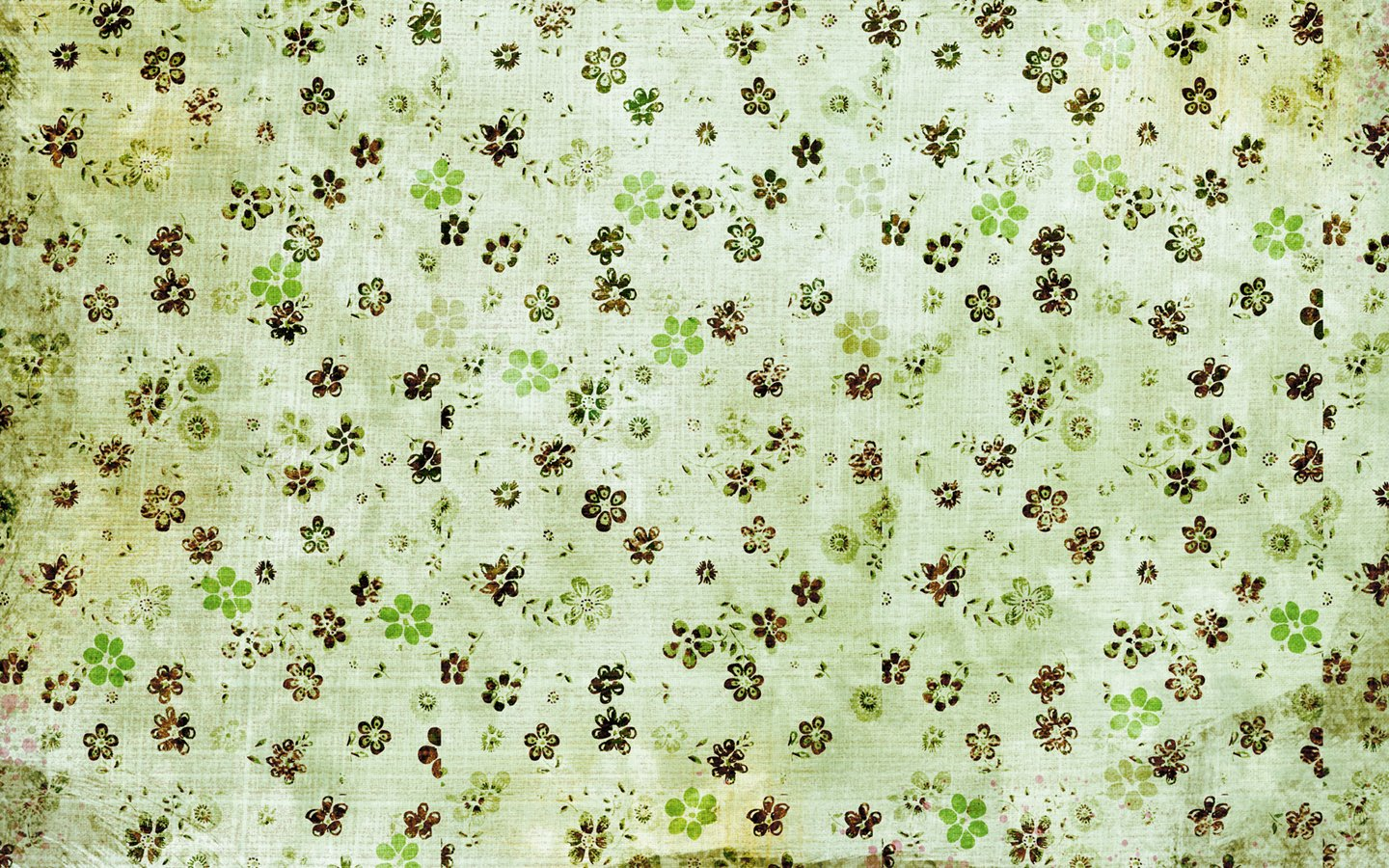 Green broken point pattern wallpaper 19774