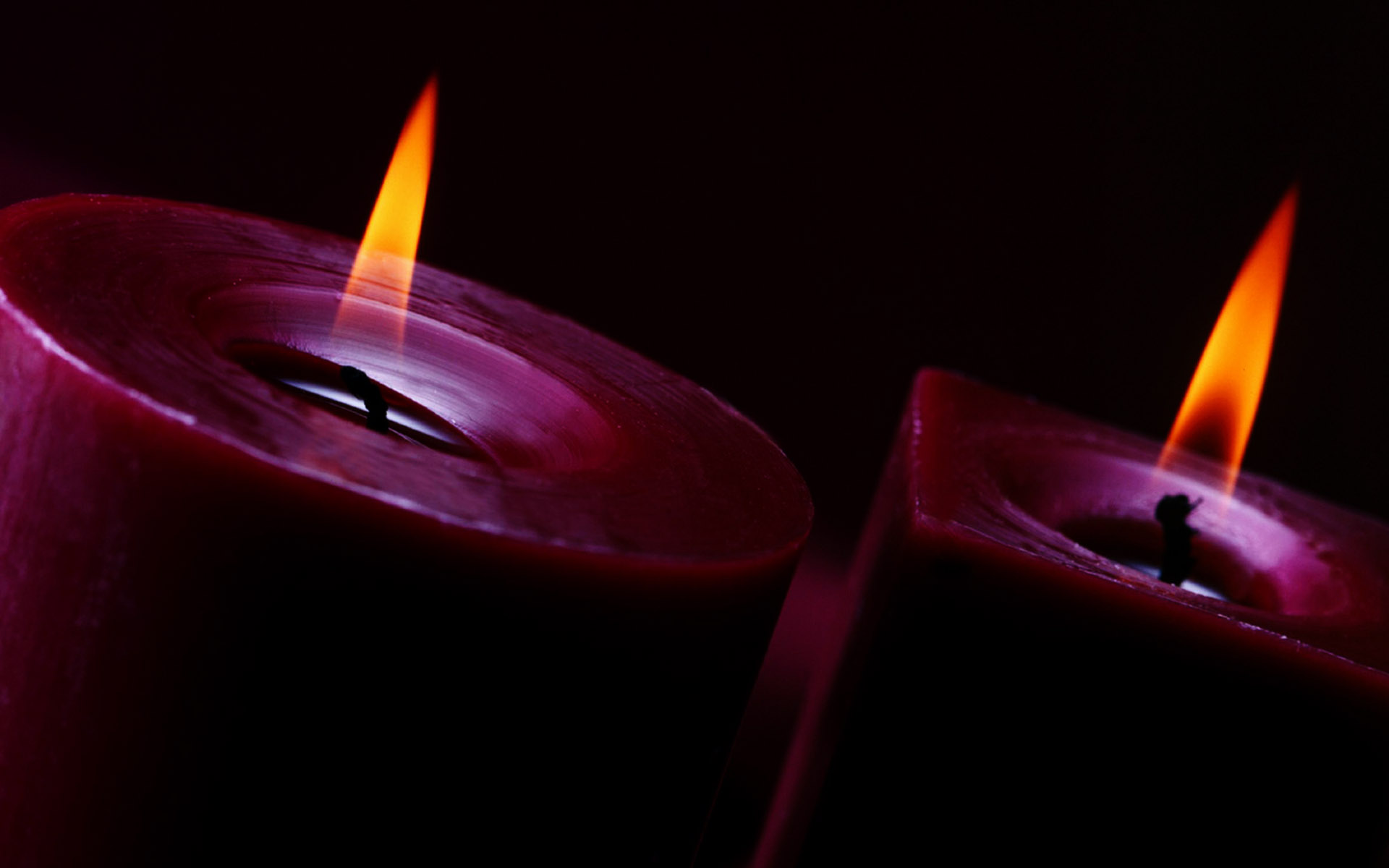 Candle wallpaper 10562