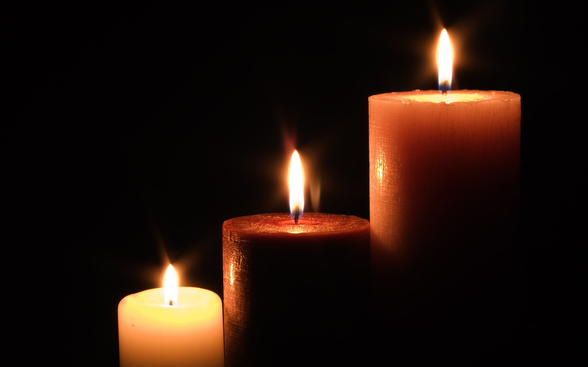 Candle wallpaper 10663