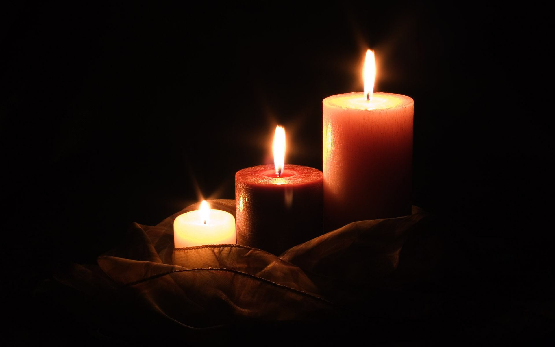 Candle wallpaper 10764