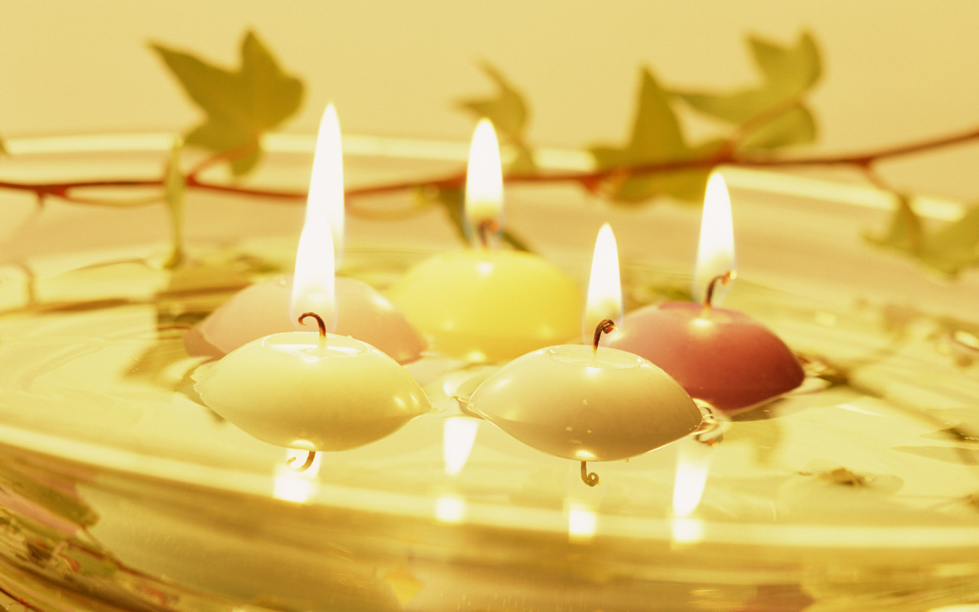 Candle wallpaper 12108