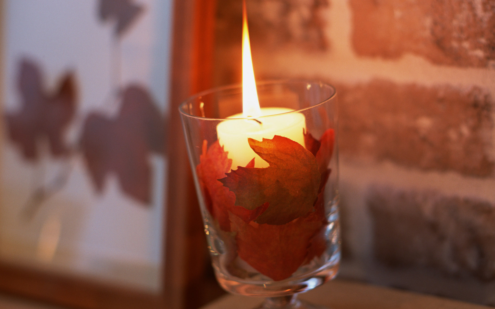 Candle wallpaper 13024