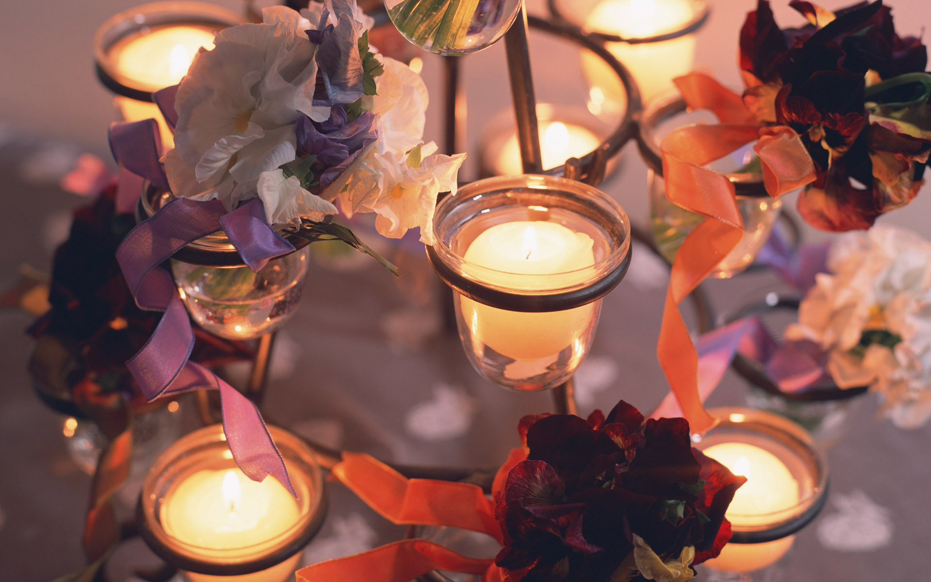 Candle wallpaper 13889