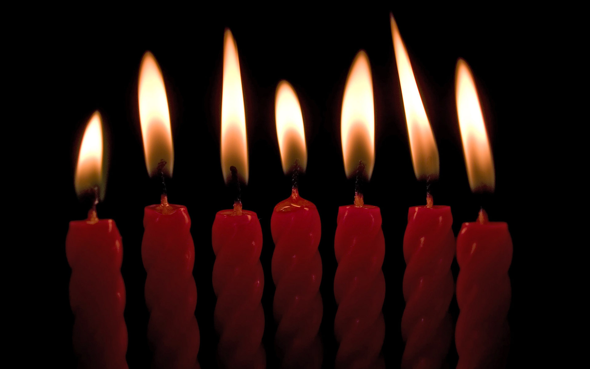 Candle wallpaper 2274