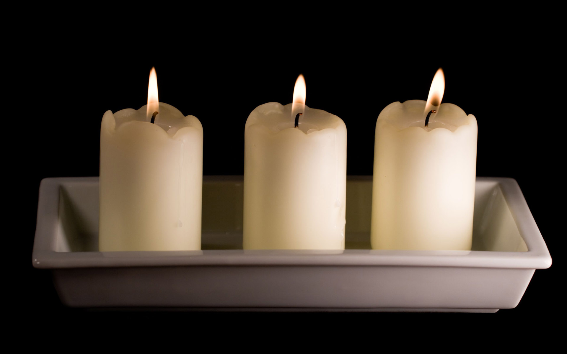 Candle wallpaper 2931