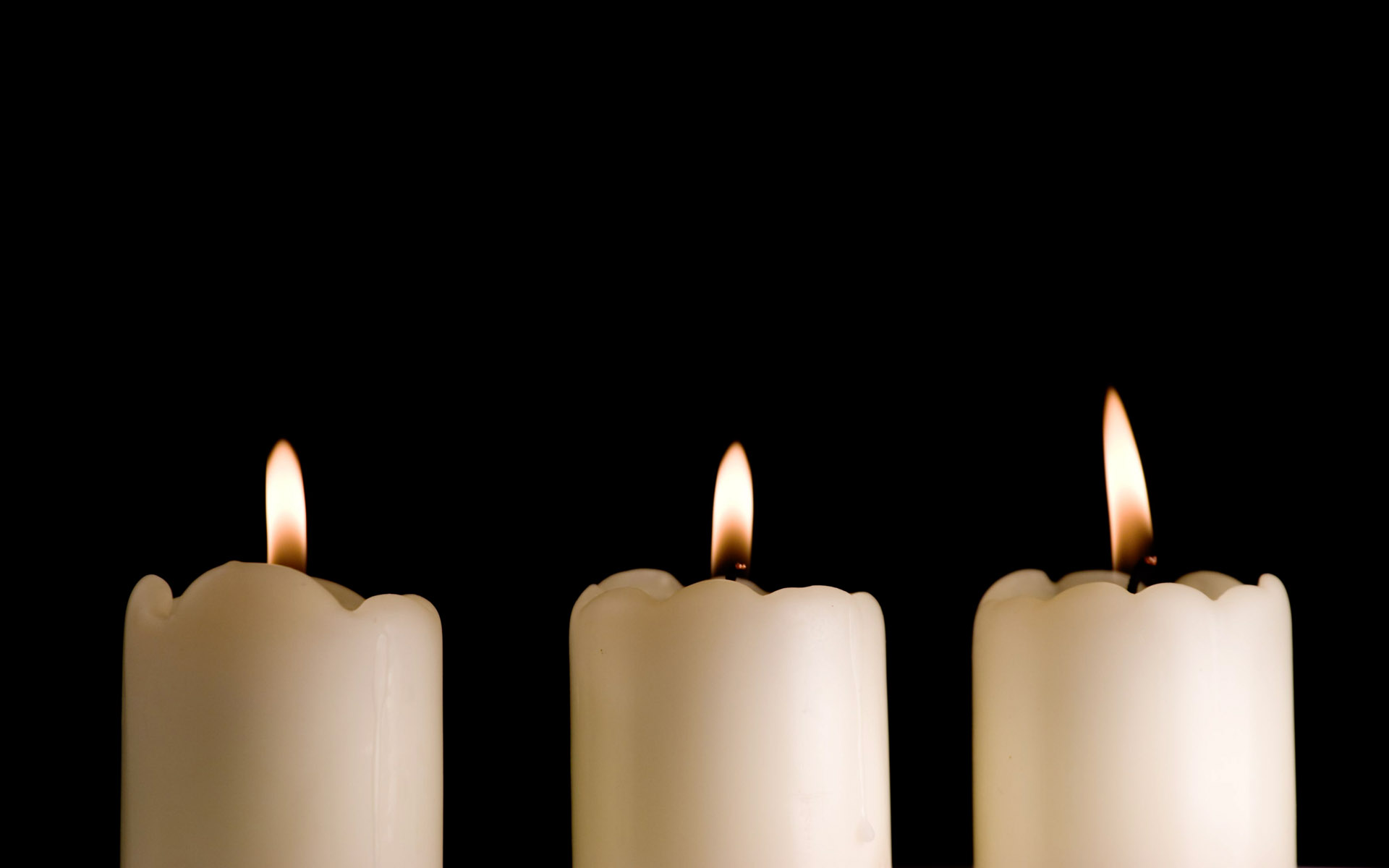 Candle wallpaper 3093
