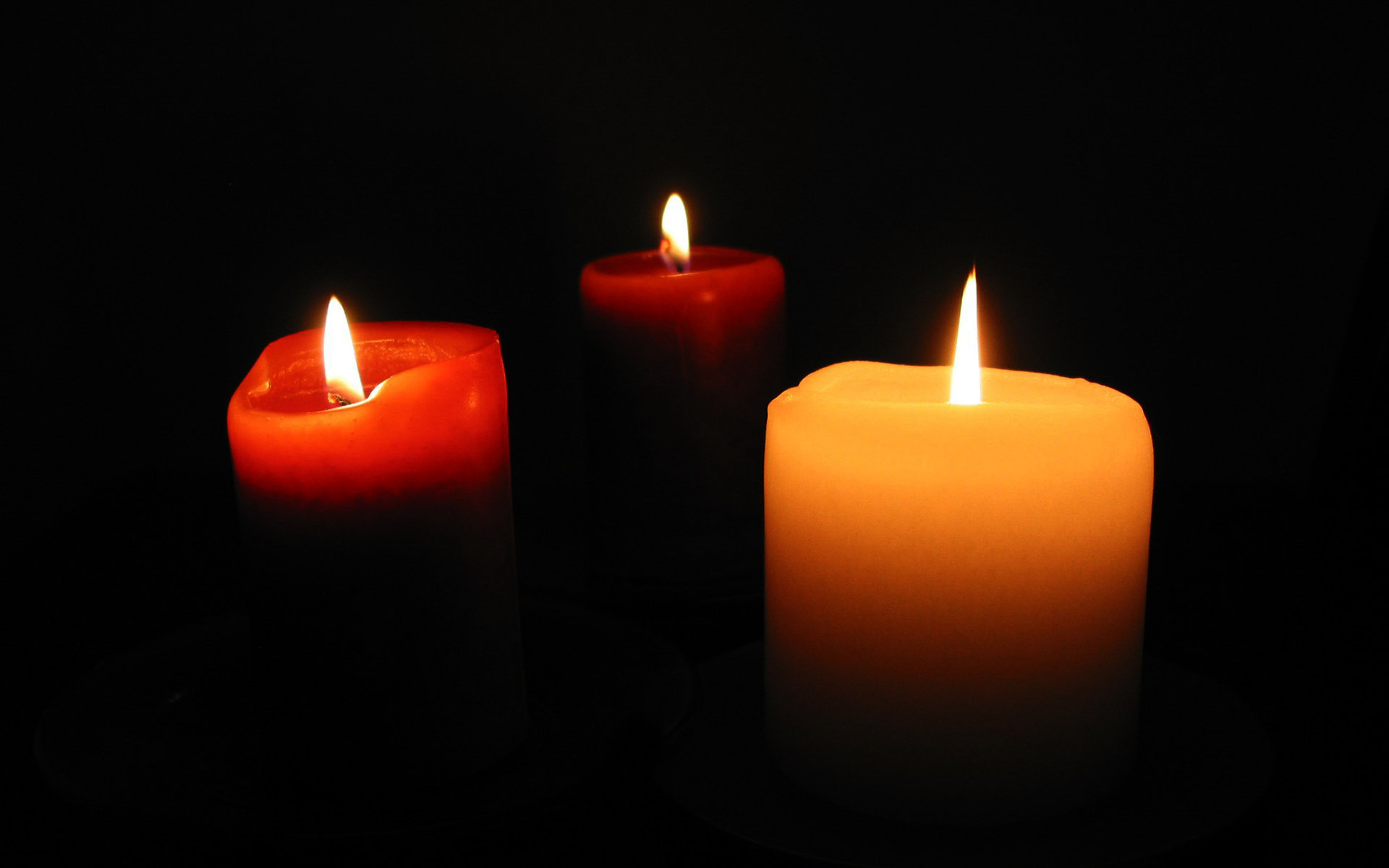 Candle wallpaper 3710