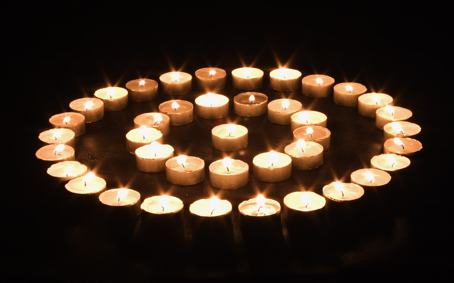 Candle wallpaper 4738