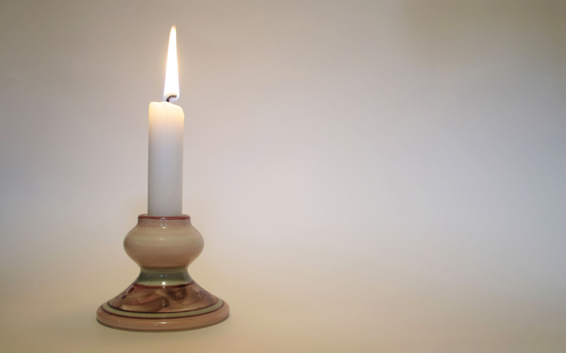 Candle wallpaper 5595