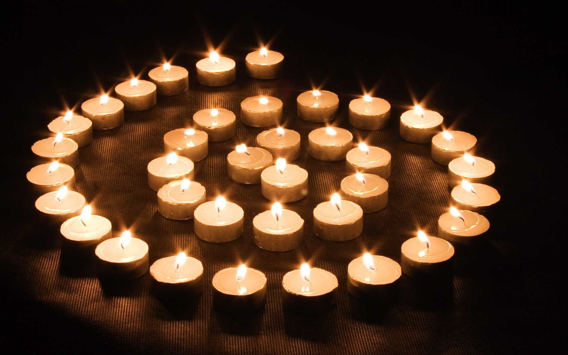Candle wallpaper 6677