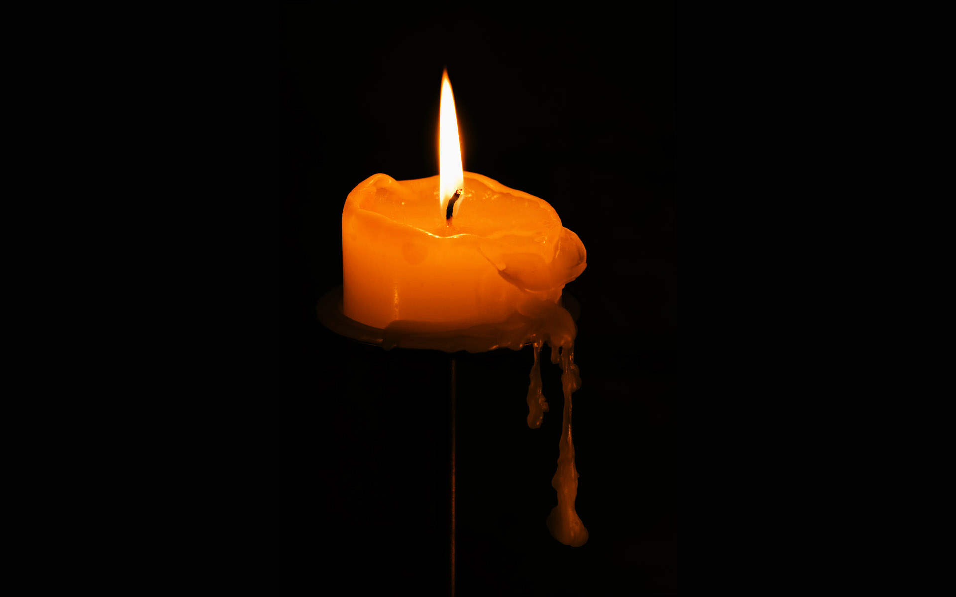 Candle wallpaper 7292