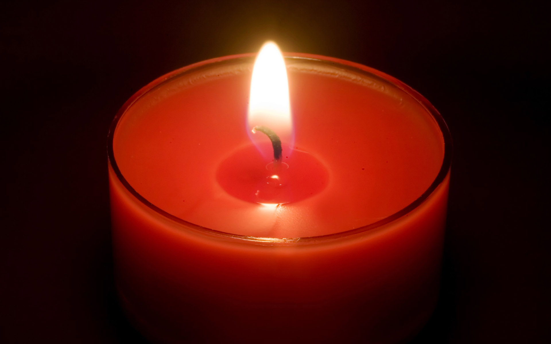 Candle wallpaper 7411