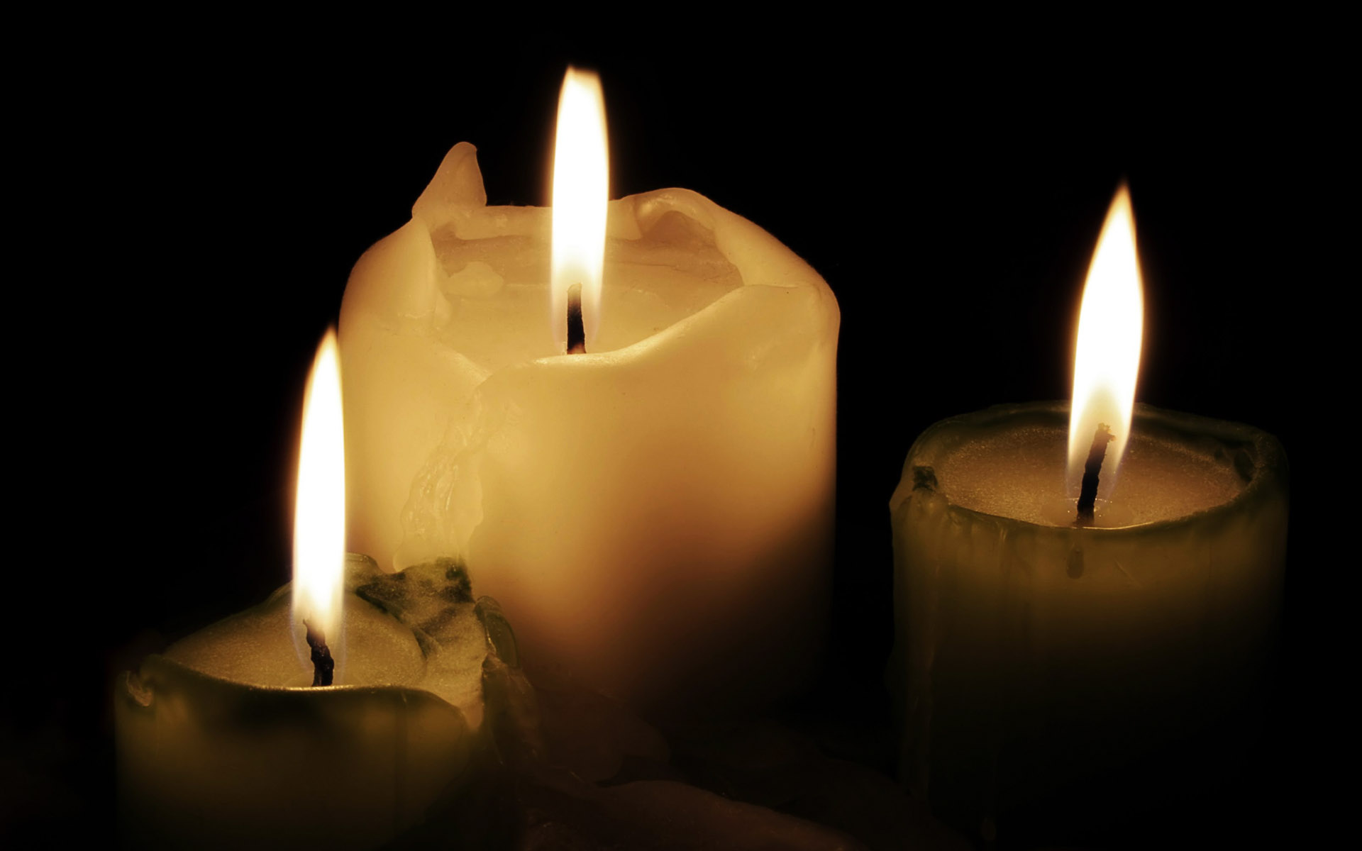 Candle wallpaper 8324