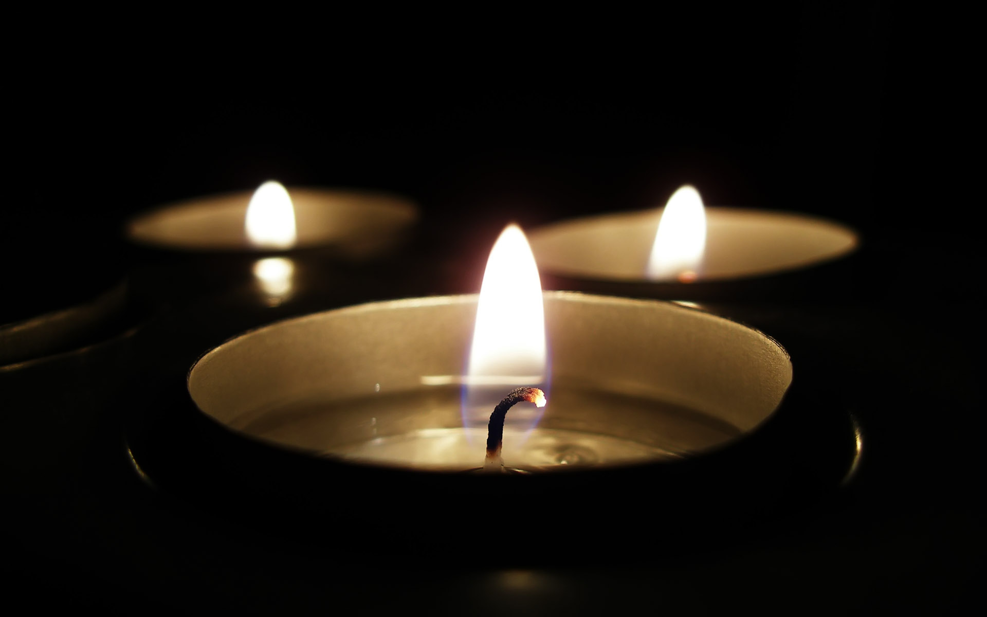 Candle wallpaper 8436