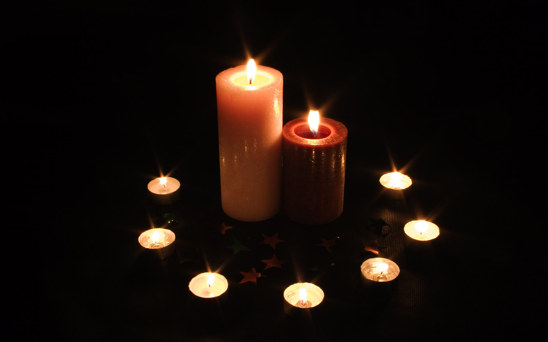 Candle wallpaper 8548