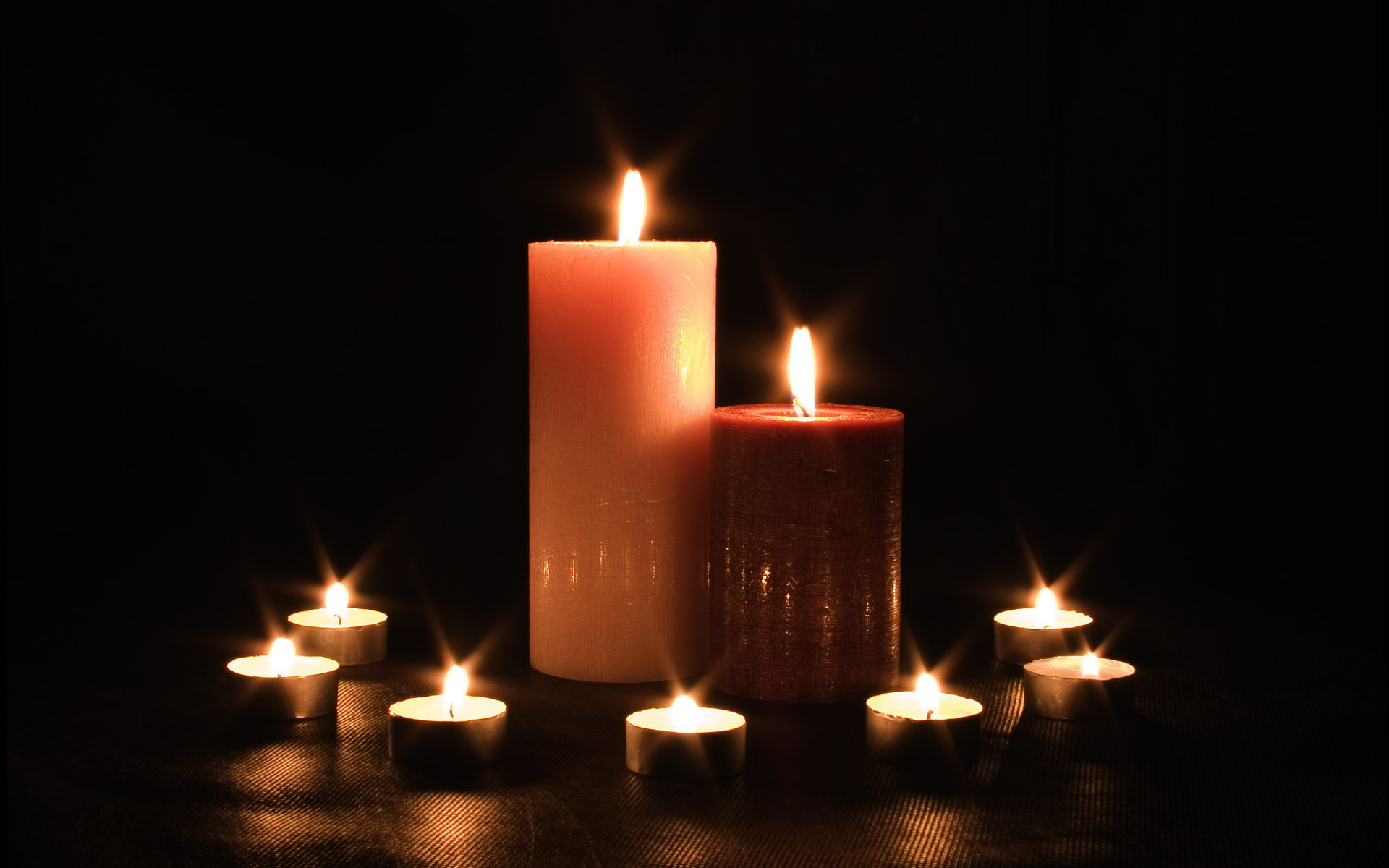 Candle wallpaper 8659
