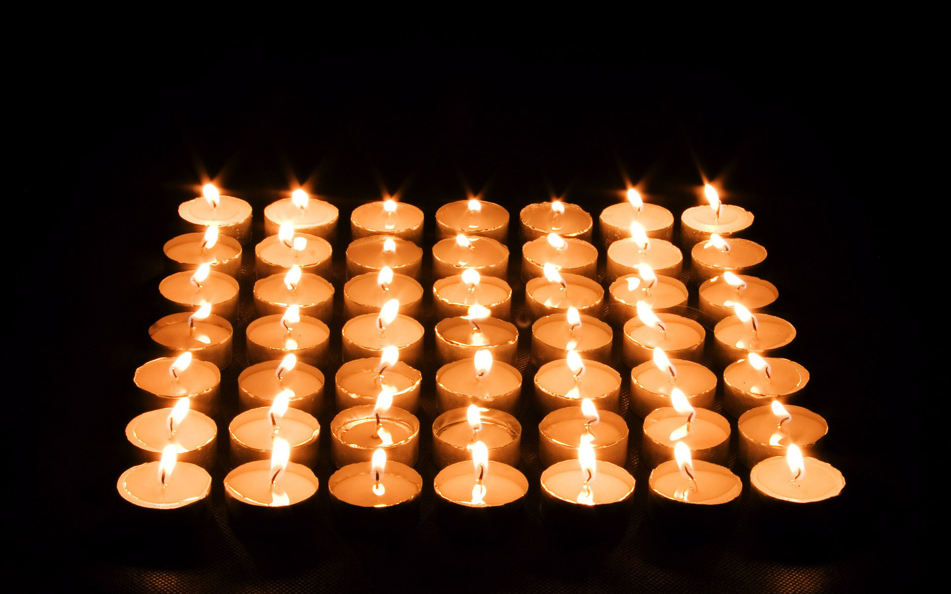 Candle wallpaper 904