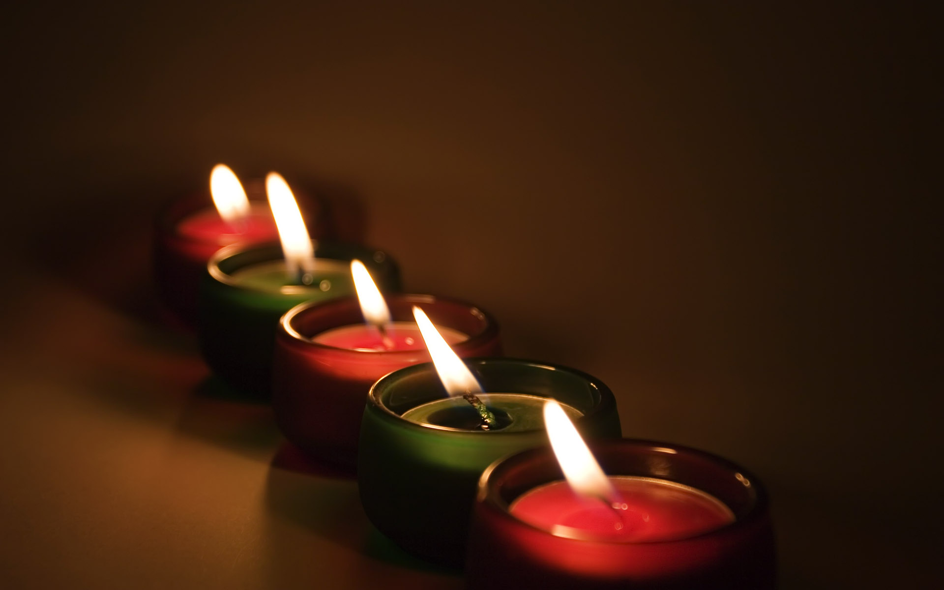 Candle wallpaper 9311