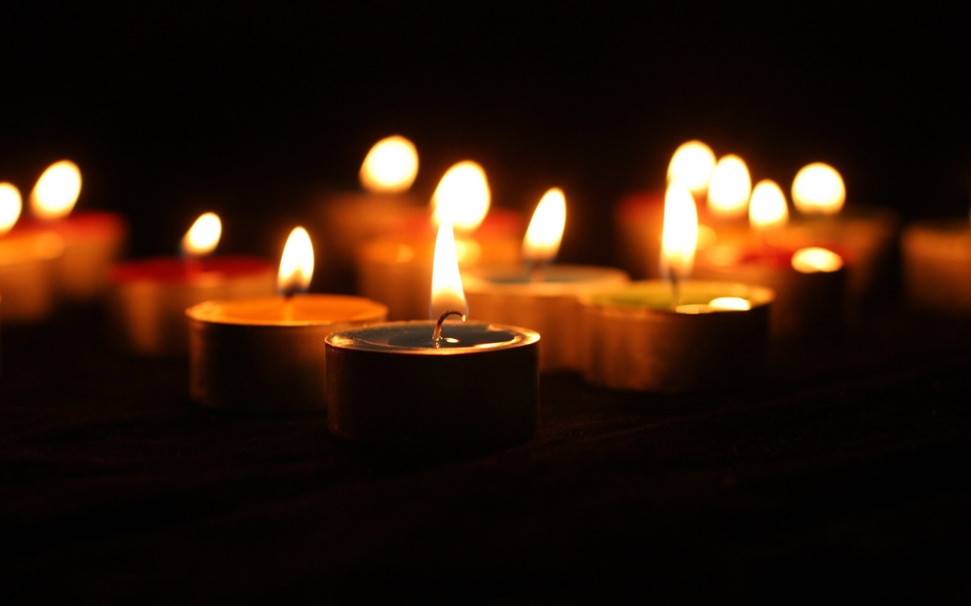 Candle wallpaper 9631