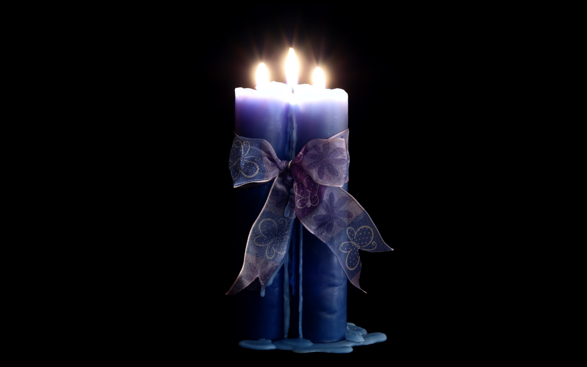 Candle wallpaper 9948