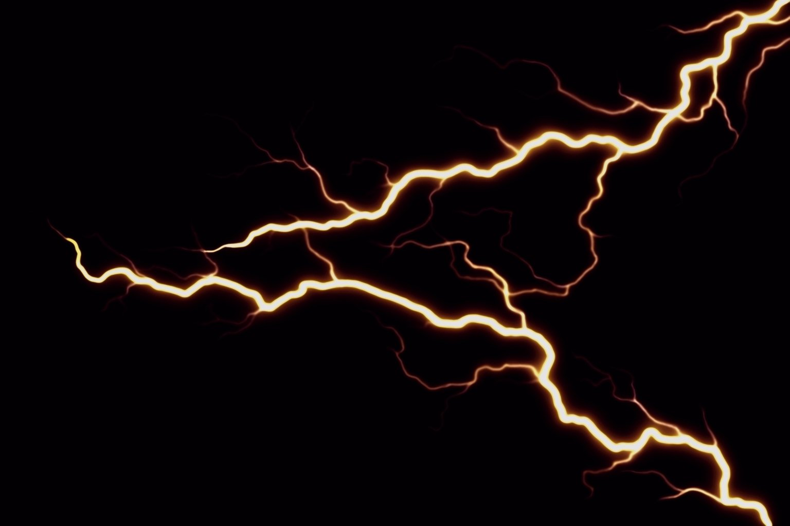 Lightning and optical materials 3095