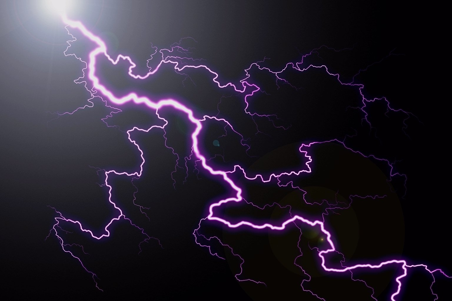 Lightning and optical materials 5028
