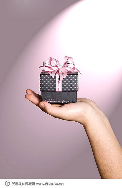 Fashion gift packaging material 10157