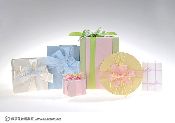 Fashion gift packaging material 11593