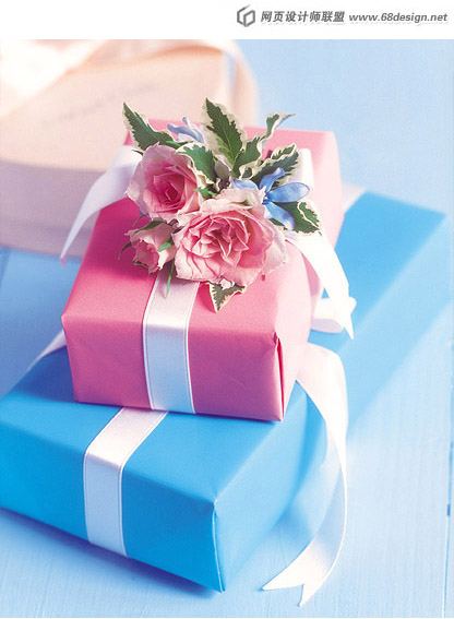 Fashion gift packaging material 15692