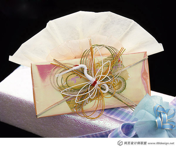 Fashion gift packaging material 17256