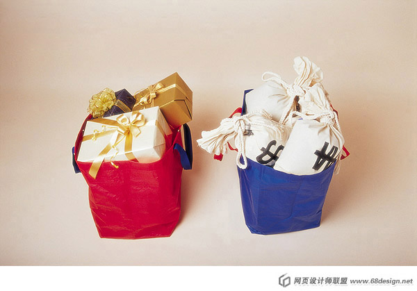 Fashion gift packaging material 19068