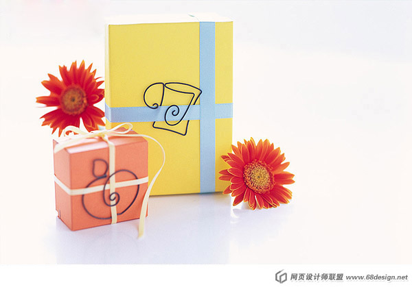 Fashion gift packaging material 6926