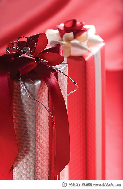 Fashion gift packaging material 7763