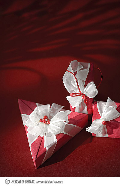 Fashion gift packaging material 8661