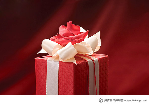 Fashion gift packaging material 8989