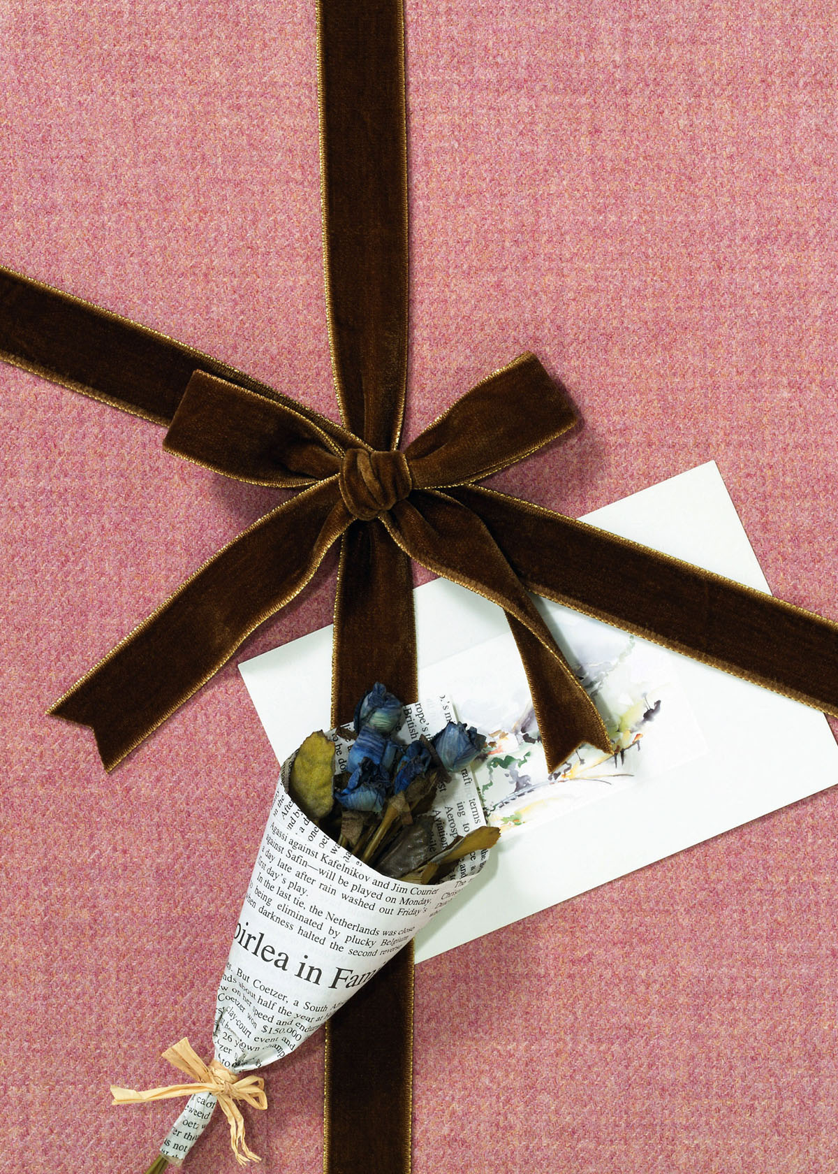 High Definition gift packaging material 907