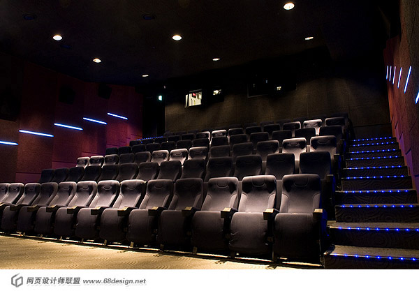 Stage venue material 3097