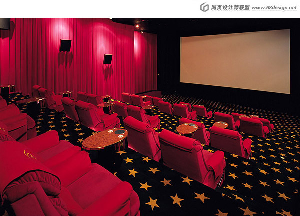 Stage venue material 4742