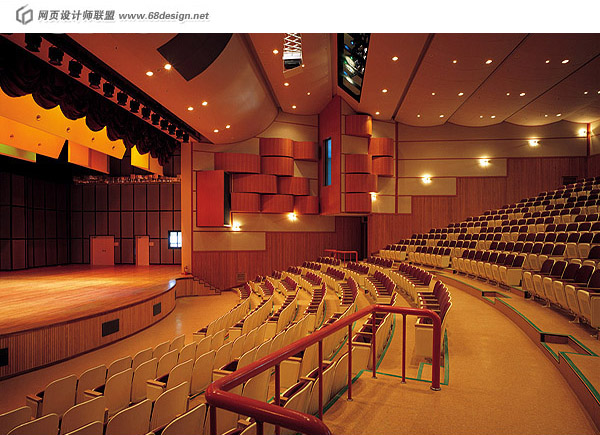 Stage venue material 5030