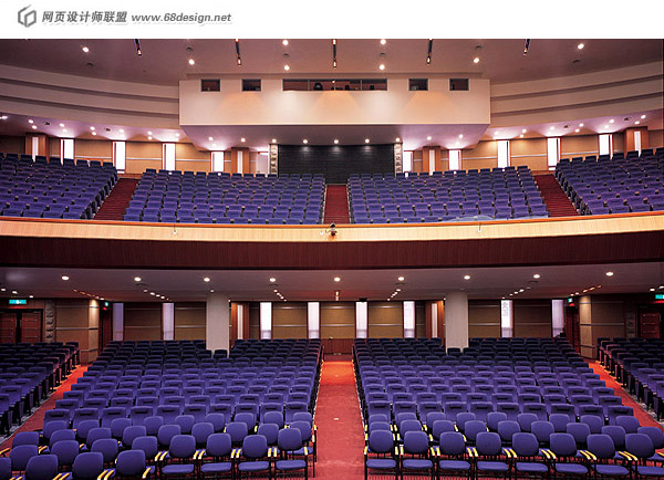 Stage venue material 6022