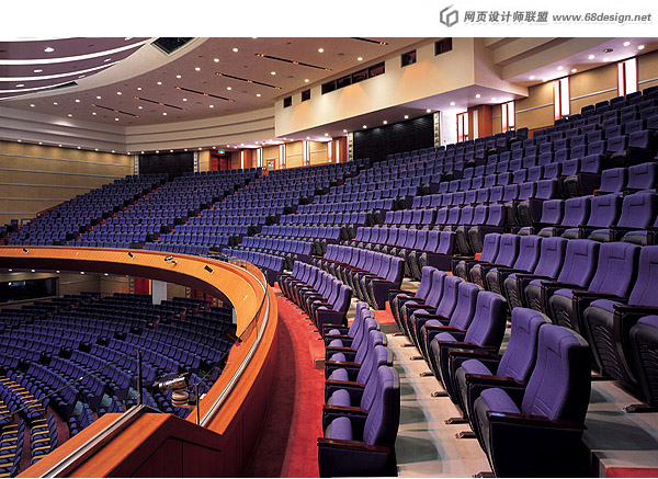 Stage venue material 6162